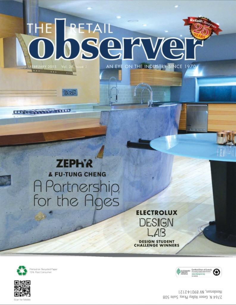 Menlo Park Townhouse By John Lum Architecture: THE RETAIL OBSERVER — Featured Cover