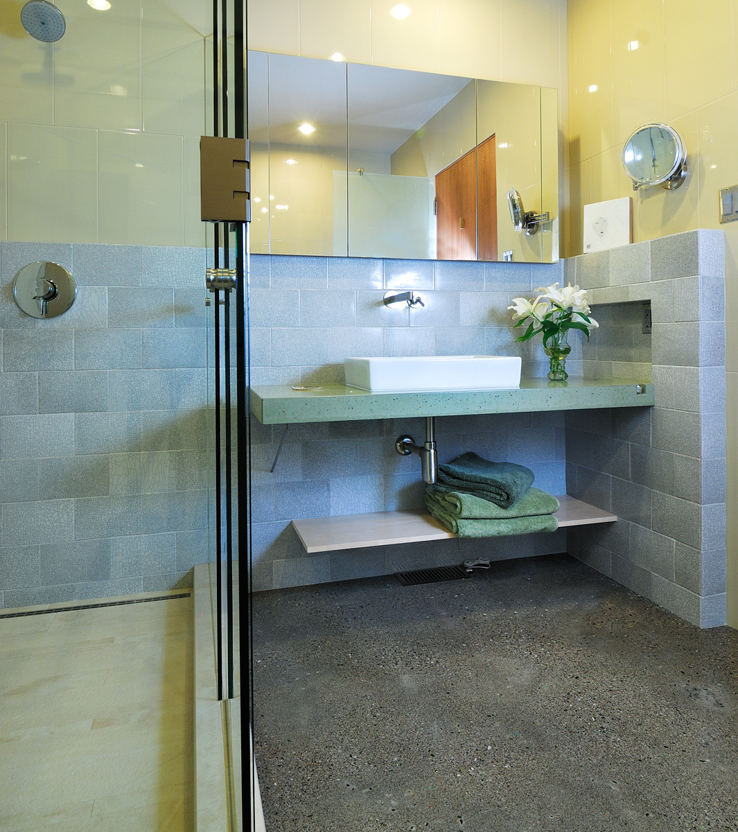 Ketchum Bath | CHENG Design