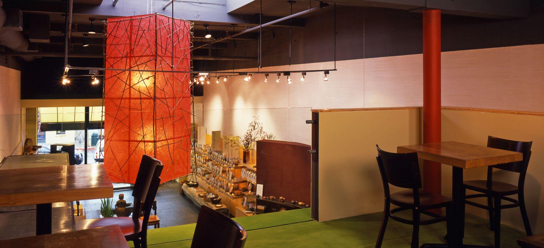 Tea Room Lafayette Ca