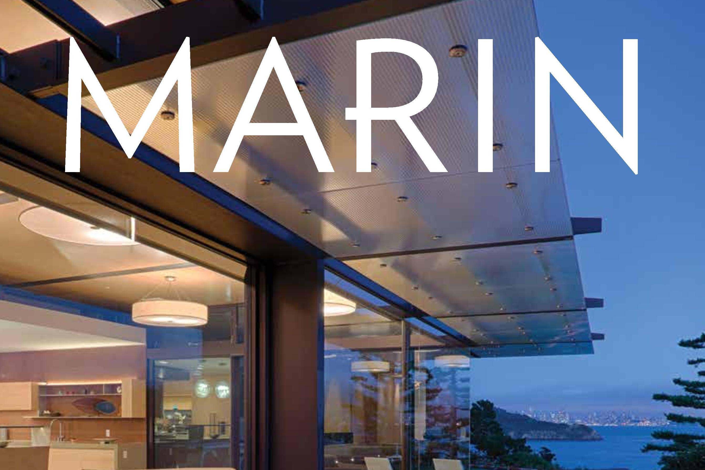 MARIN MAGAZINE – Featured Cover