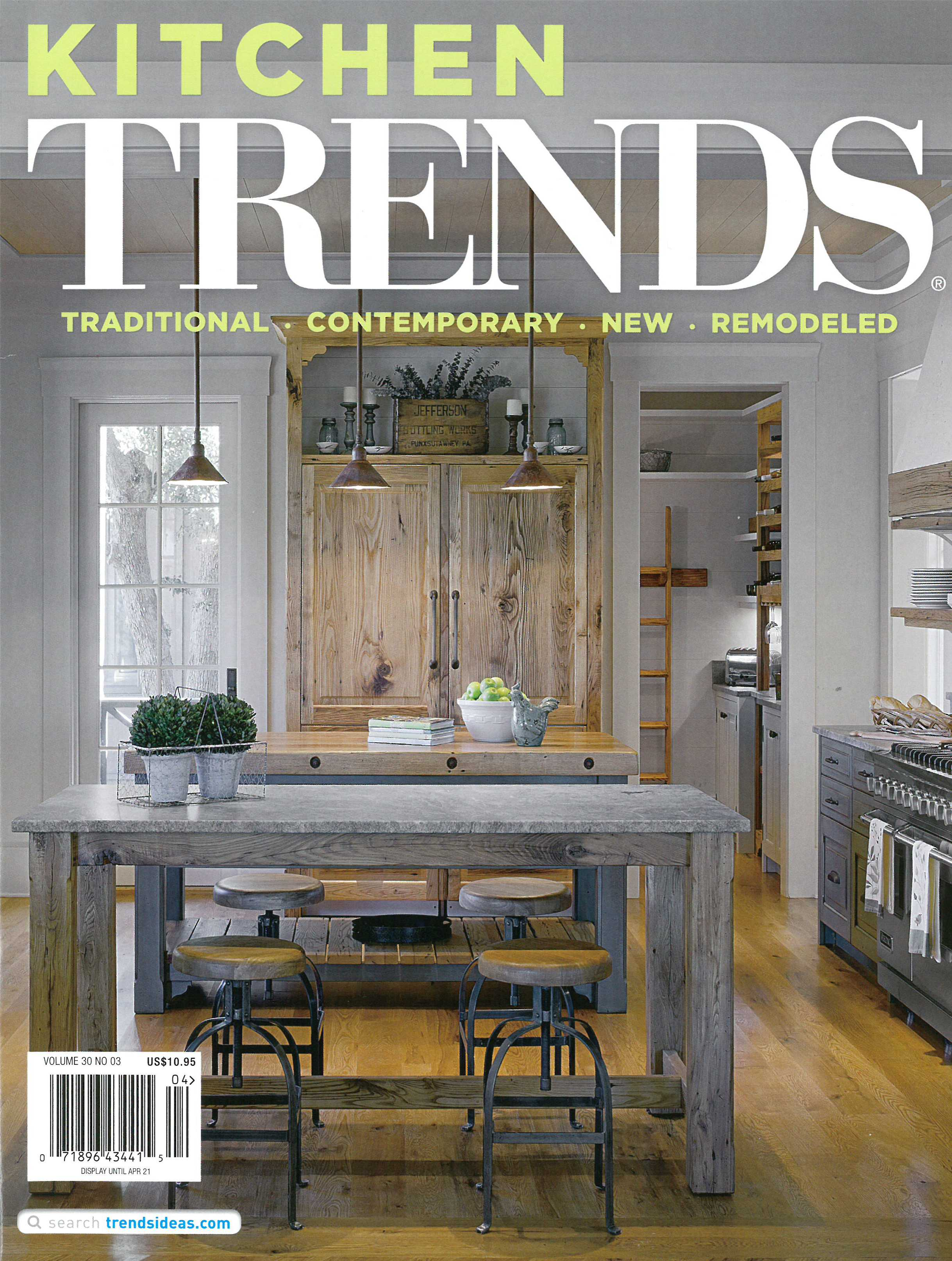 Kitchen Trends   Emotion and Ergonomics – featuring CHENG Design