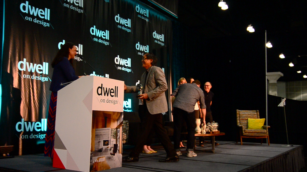 ShapeCrete wins Dwell on Design 2015 - Best Design Material