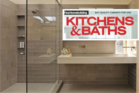 Kitchens and Baths Annual Issue: Light and Space
