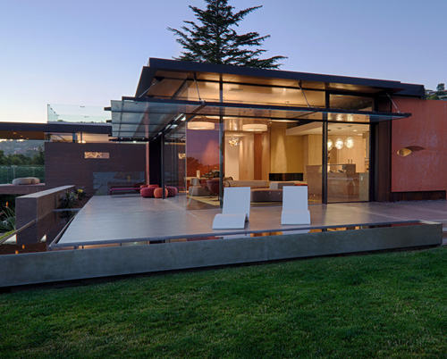 Tiburon Bluff House - Featured | CHENG Design